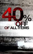 40 Sale