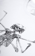 Asura Tee - Hand Drawn Design